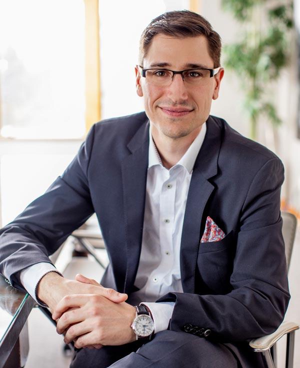 Jason Ravalli Key Account Manager at Oxygen Working Capital